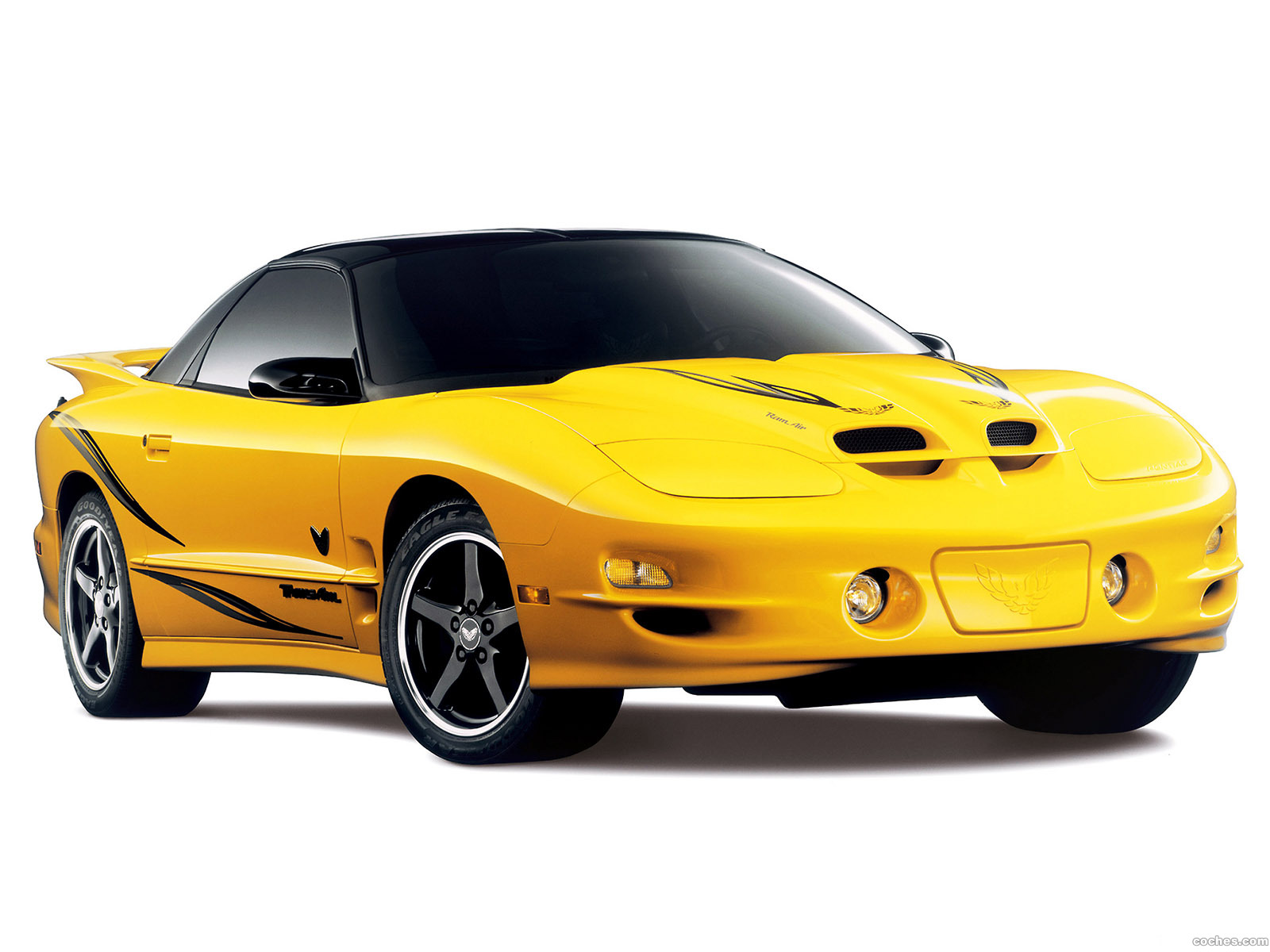 Foto 0 de Pontiac Firebird Trans Am Collector Edition 2002