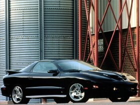 Ver foto 2 de Pontiac Firebird Trans Am Ram Air 1998-2002