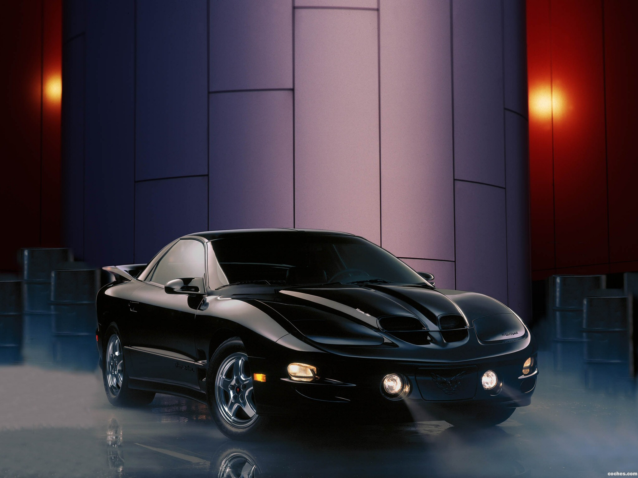Foto 0 de Pontiac Firebird Trans Am Ram Air 1998-2002
