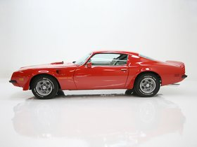 Ver foto 2 de Pontiac Firebird Trans Am Super Duty 1972