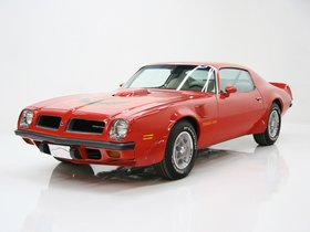 Ver foto 1 de Pontiac Firebird Trans Am Super Duty 1972