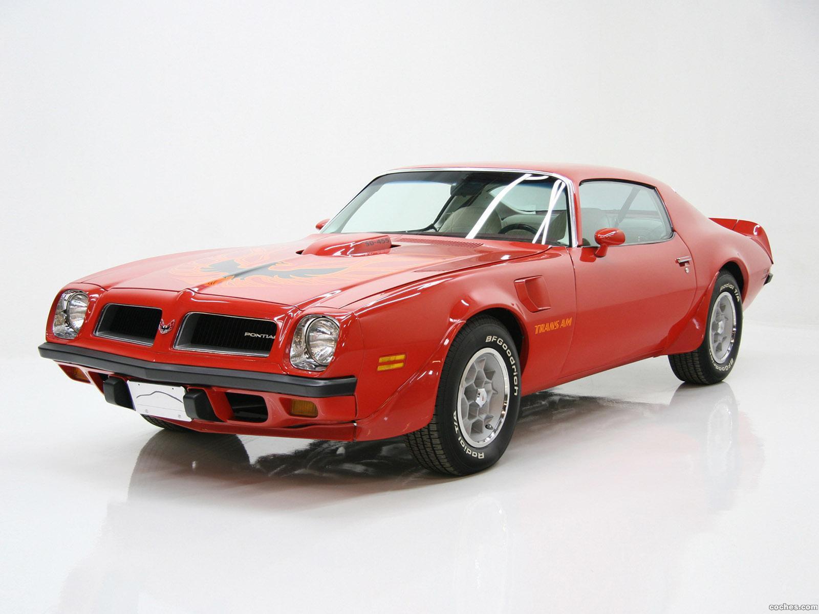 Foto 0 de Pontiac Firebird Trans Am Super Duty 1972