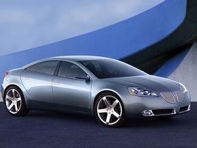 Ver foto 4 de Pontiac G6 Concept 2003