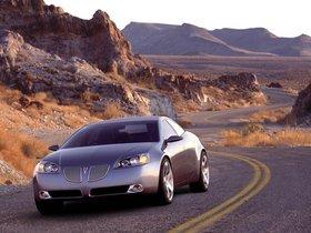 Ver foto 2 de Pontiac G6 Concept 2003