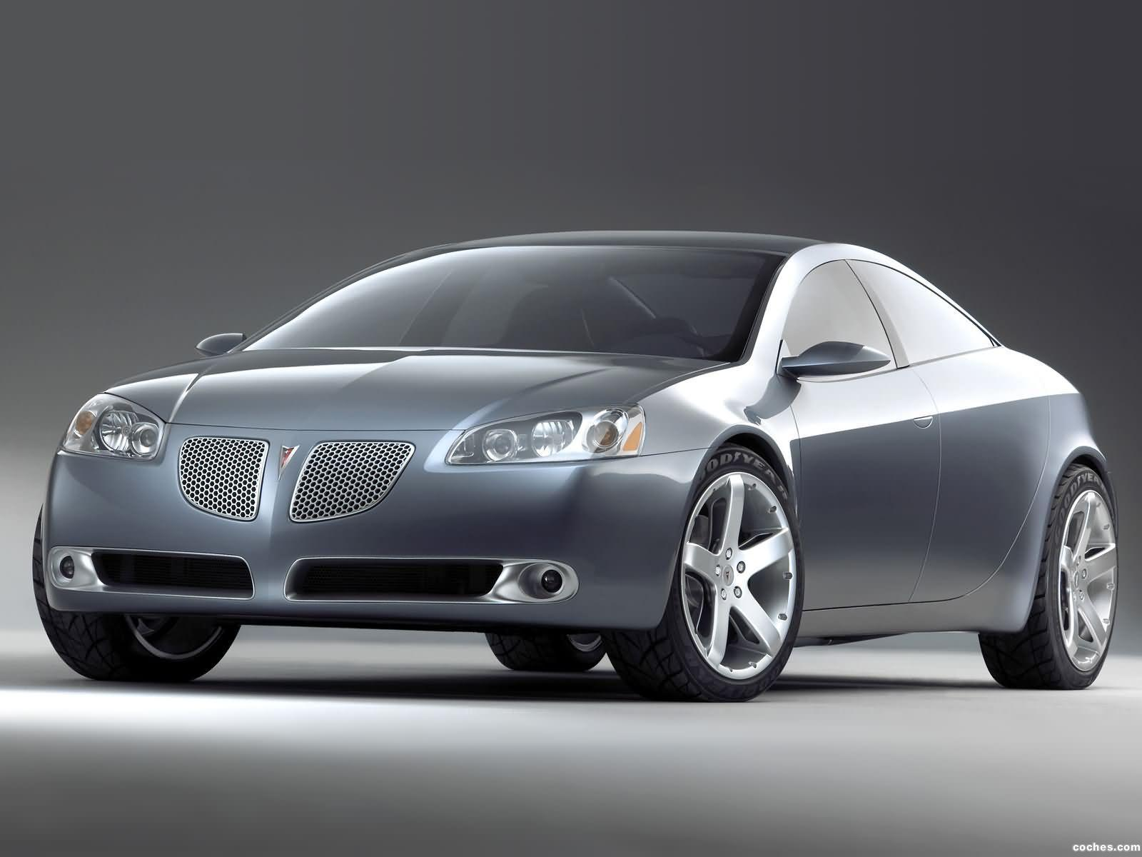 Foto 0 de Pontiac G6 Concept 2003