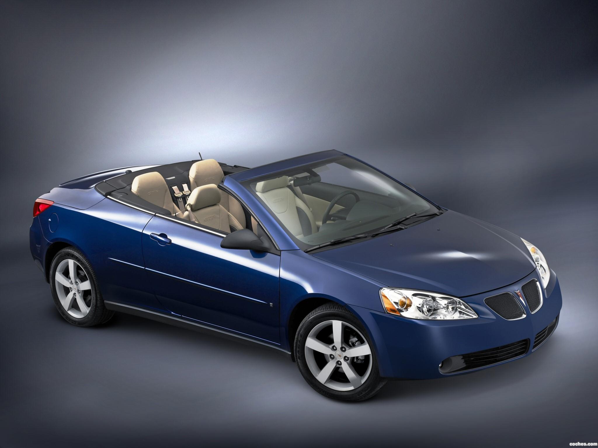 Foto 0 de Pontiac G6 Convertible 2007
