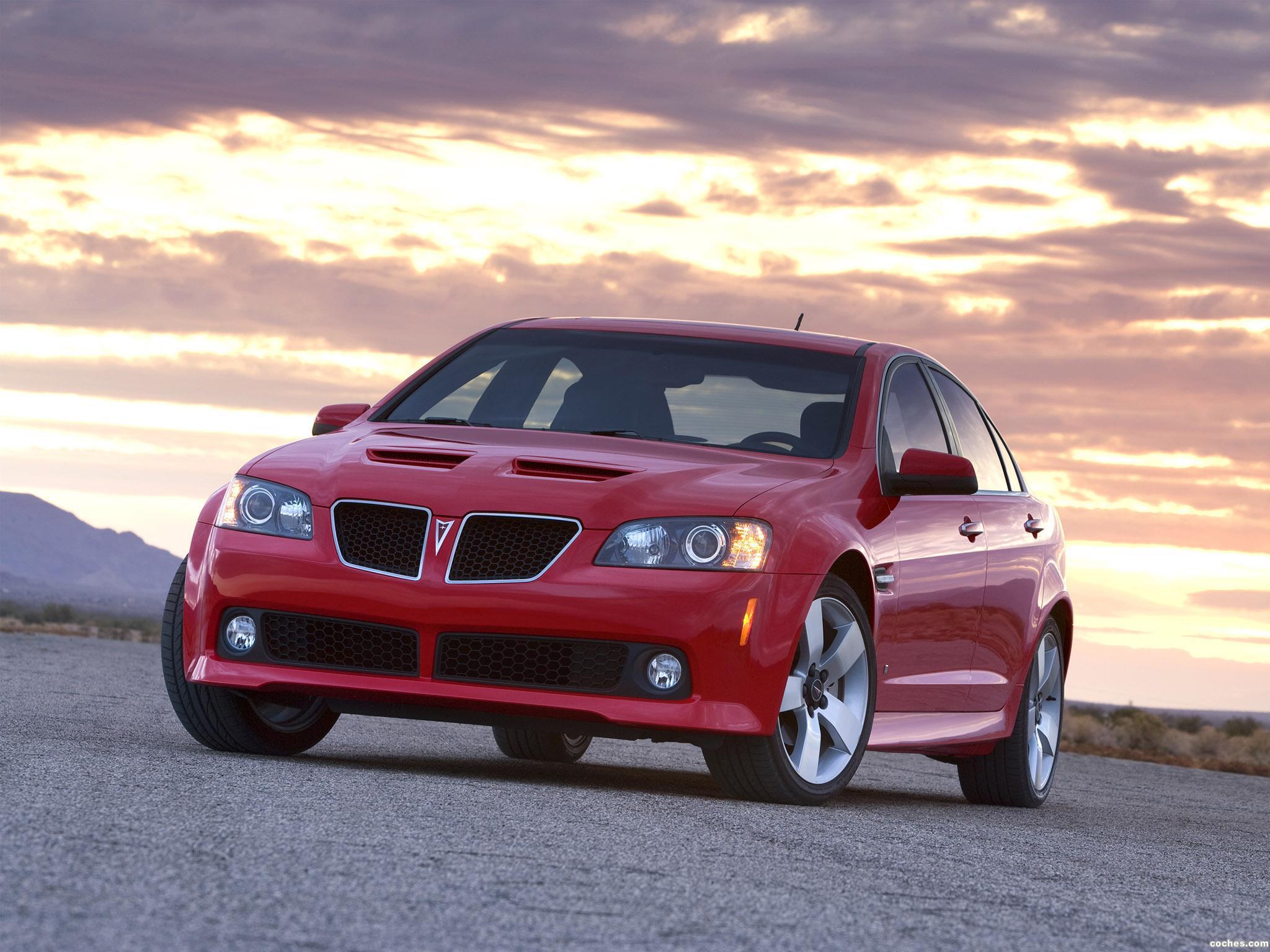 Foto 0 de Pontiac G8 GT 2008