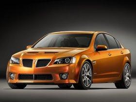 Ver foto 2 de Pontiac G8 GXP 2008