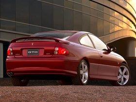 Ver foto 4 de Pontiac GTO 2004