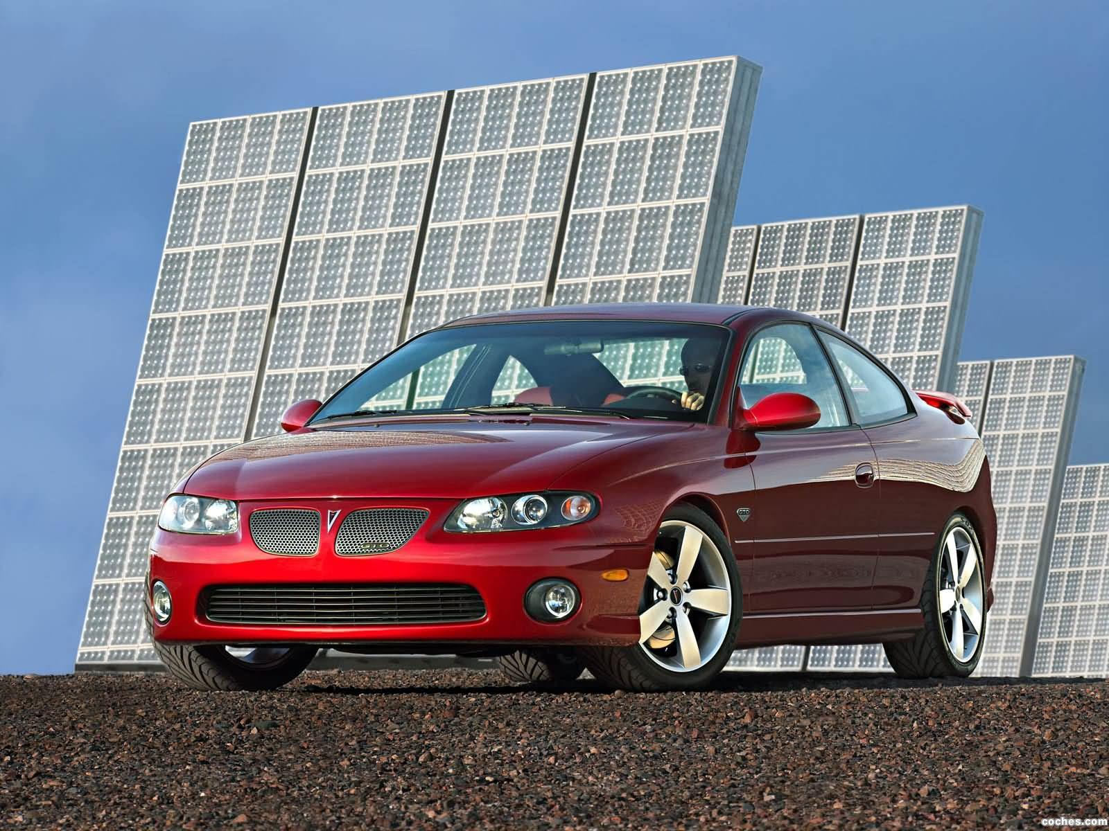 Foto 0 de Pontiac GTO 2004