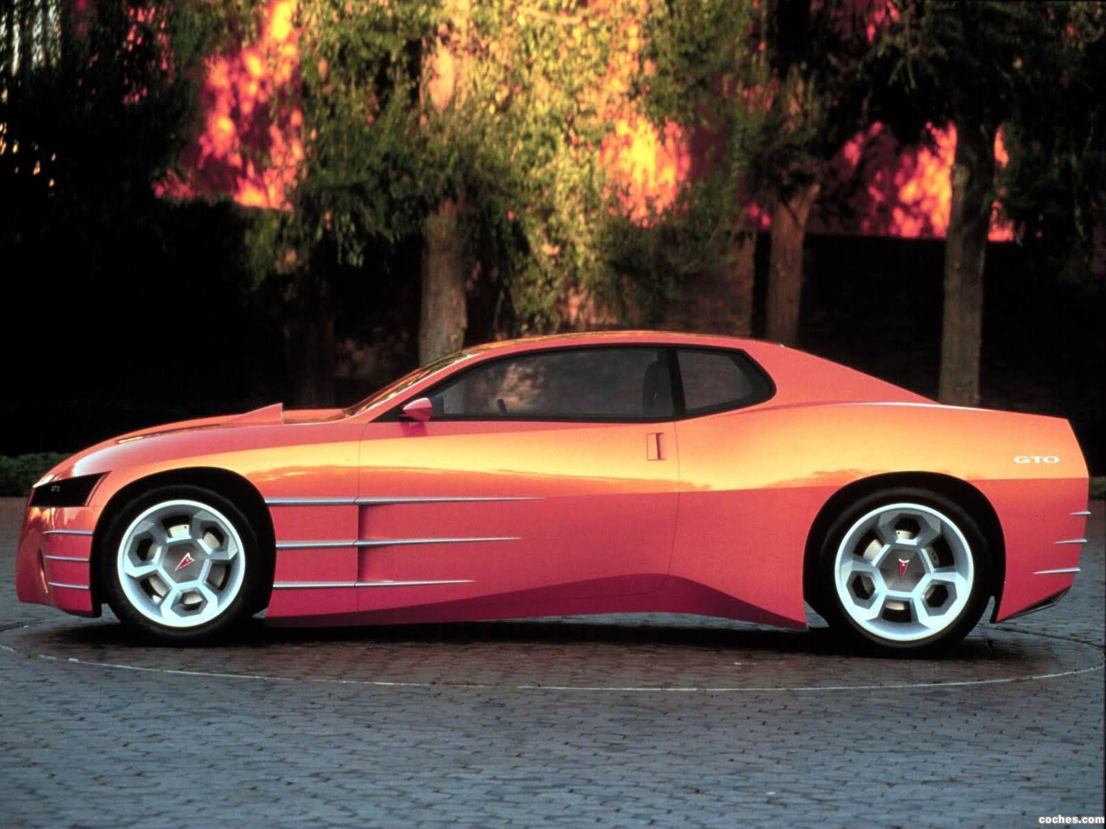 Foto 4 de Pontiac GTO Concept 1999