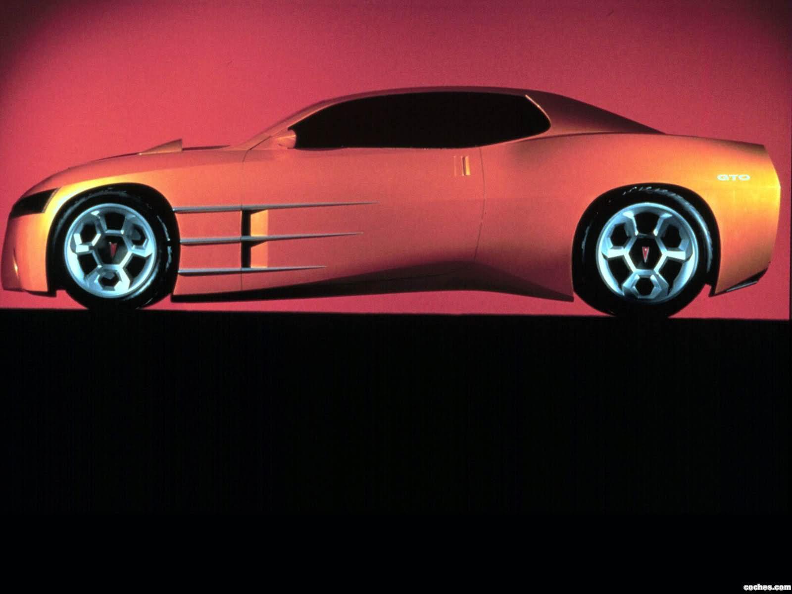 Foto 3 de Pontiac GTO Concept 1999