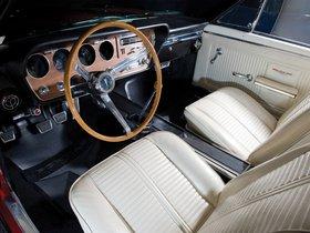 Ver foto 12 de Pontiac GTO Coupe Hardtop 1966