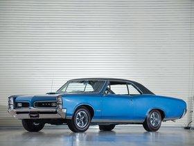 Ver foto 3 de Pontiac GTO Coupe Hardtop 1966