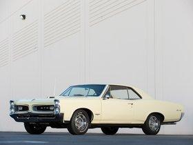 Ver foto 2 de Pontiac GTO Coupe Hardtop 1966