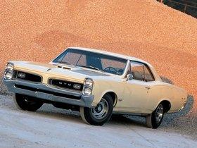 Ver foto 25 de Pontiac GTO Coupe Hardtop 1966