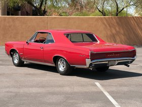 Ver foto 21 de Pontiac GTO Coupe Hardtop 1966