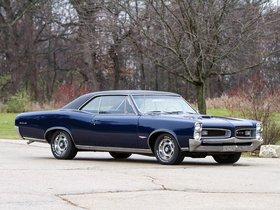 Ver foto 17 de Pontiac GTO Coupe Hardtop 1966