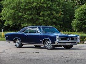 Ver foto 13 de Pontiac GTO Coupe Hardtop 1966