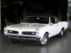 Ver foto 7 de Pontiac GTO Coupe Hardtop 1966