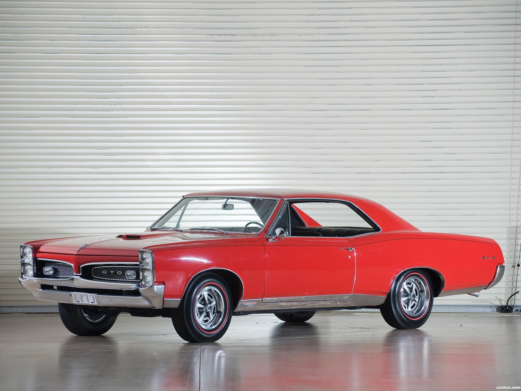 Foto 0 de Pontiac GTO Coupe Hardtop 1967
