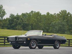 Ver foto 1 de Pontiac GTO Ram Air IV Judge Convertible 1969