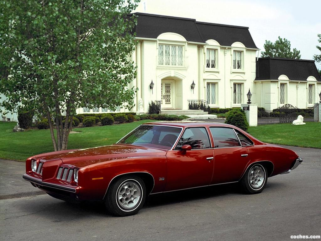 Foto 0 de Pontiac Grand Am 1973