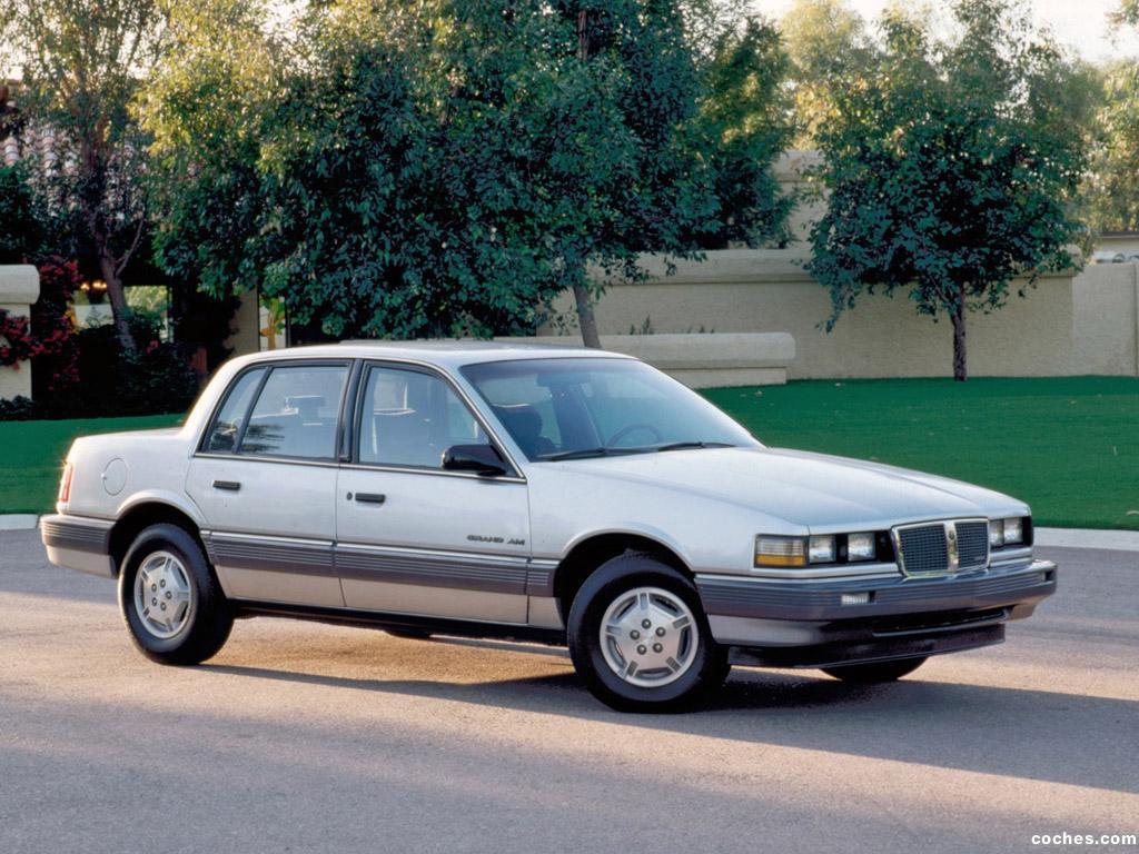 Foto 0 de Pontiac Grand Am 1985