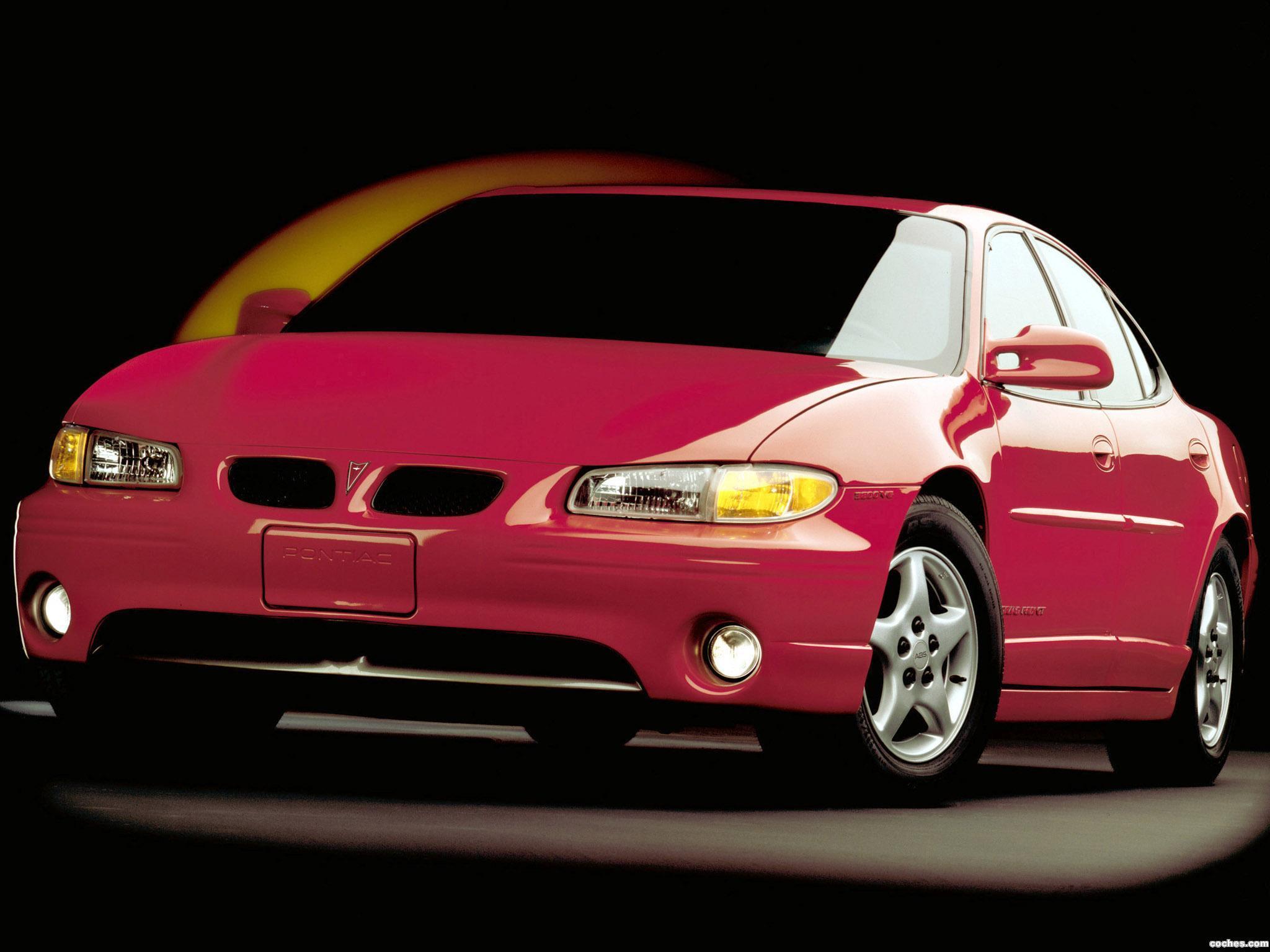 Foto 0 de Pontiac Grand Prix 1997