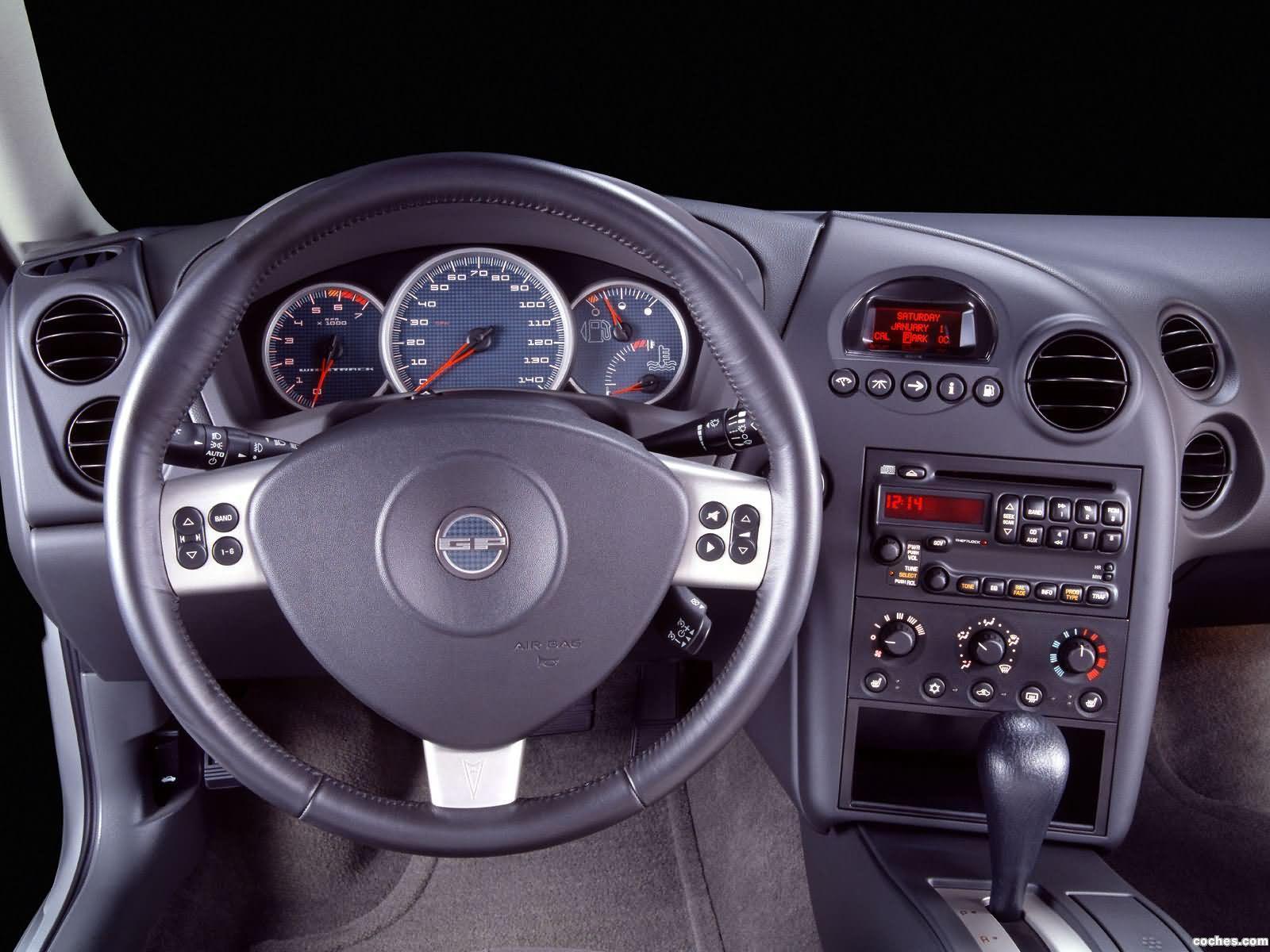 Foto 18 de Pontiac Grand Prix GTP 2004