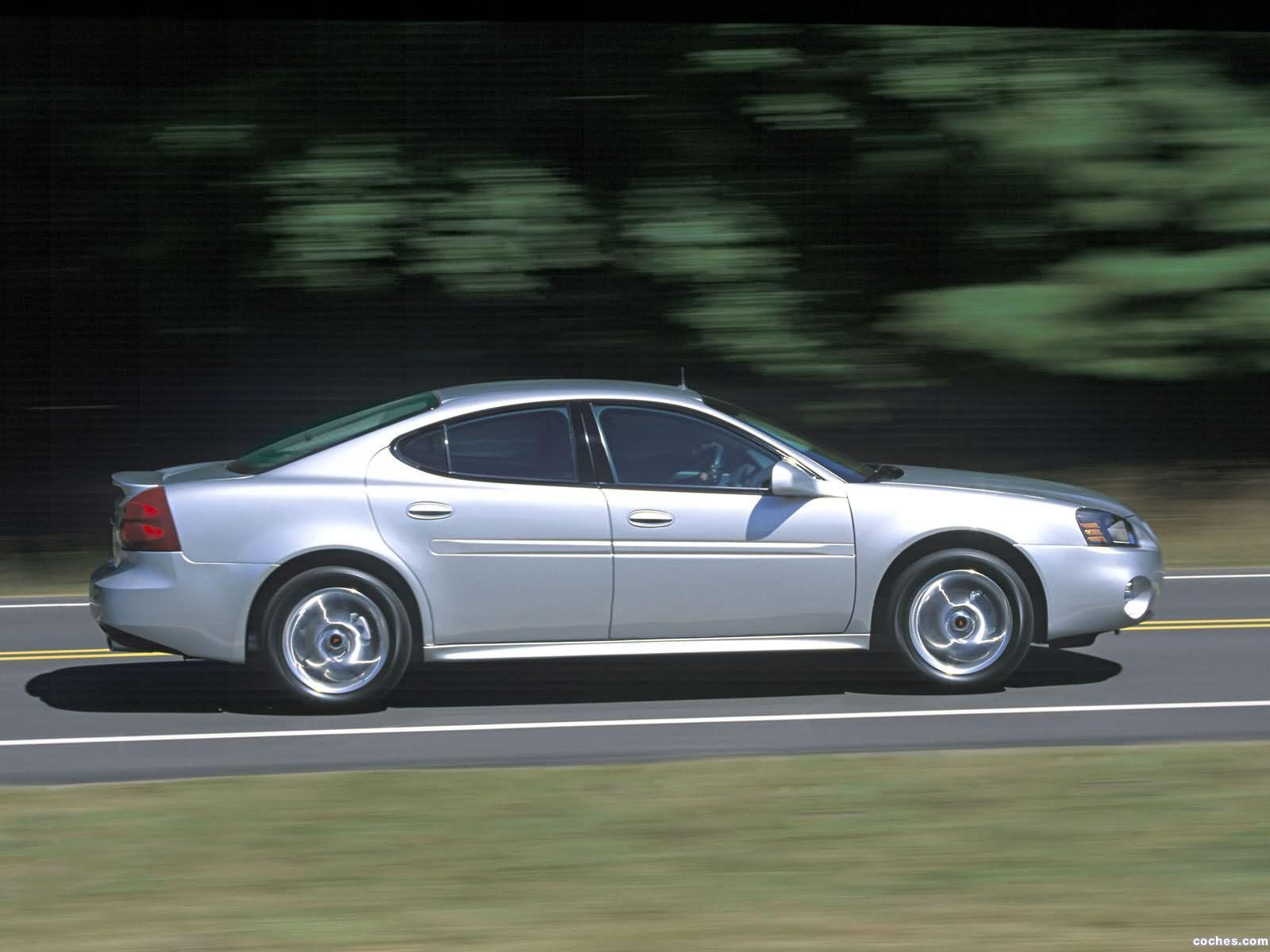 Foto 6 de Pontiac Grand Prix GTP 2004