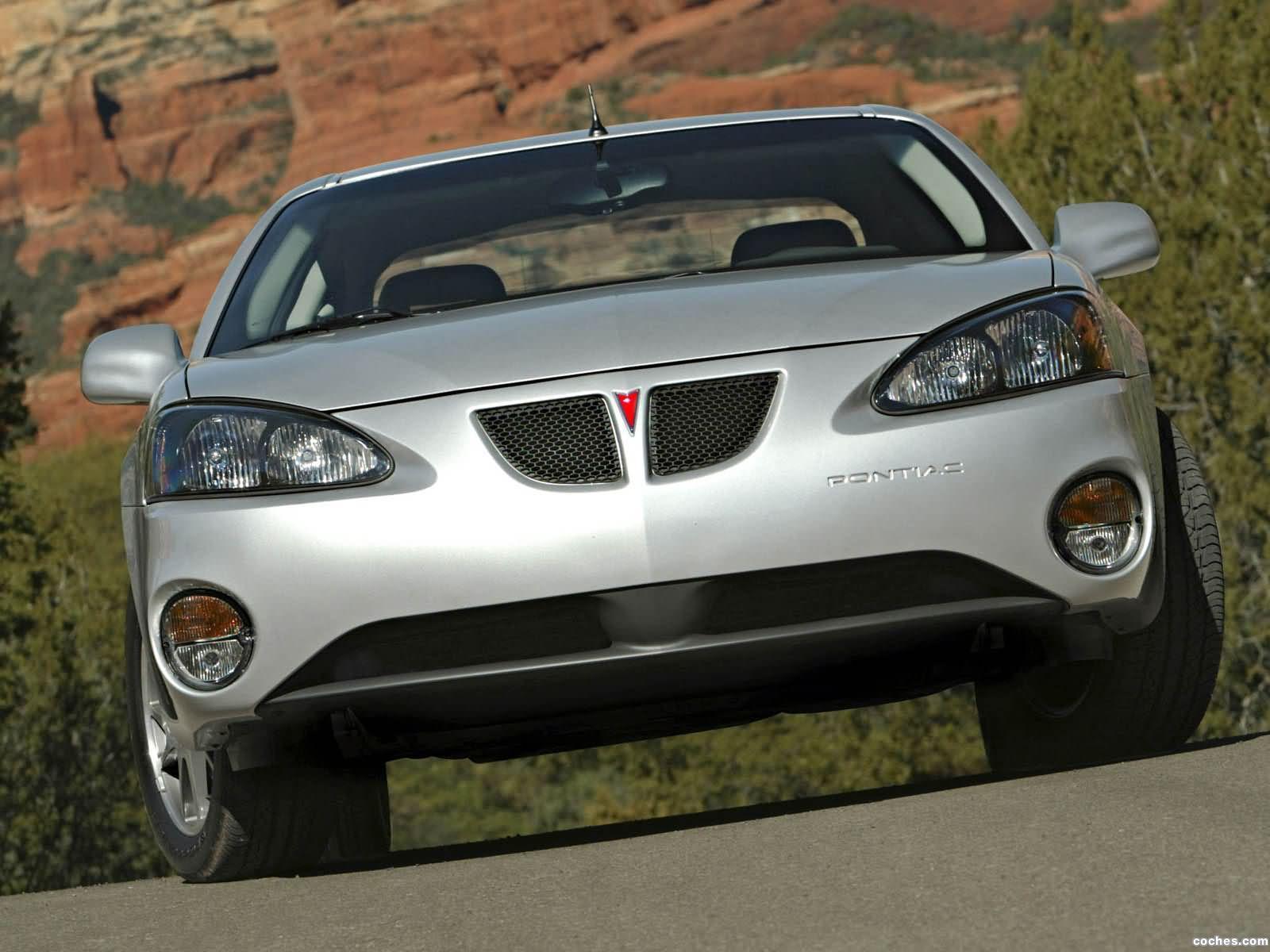 Foto 5 de Pontiac Grand Prix GTP 2004