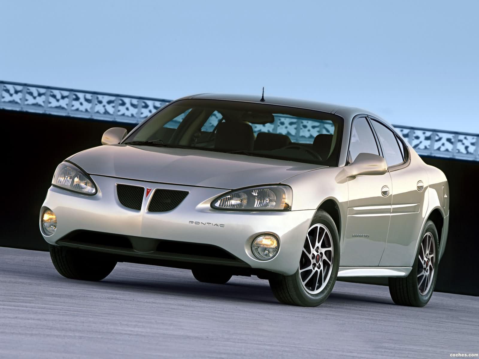 Foto 17 de Pontiac Grand Prix GTP 2004