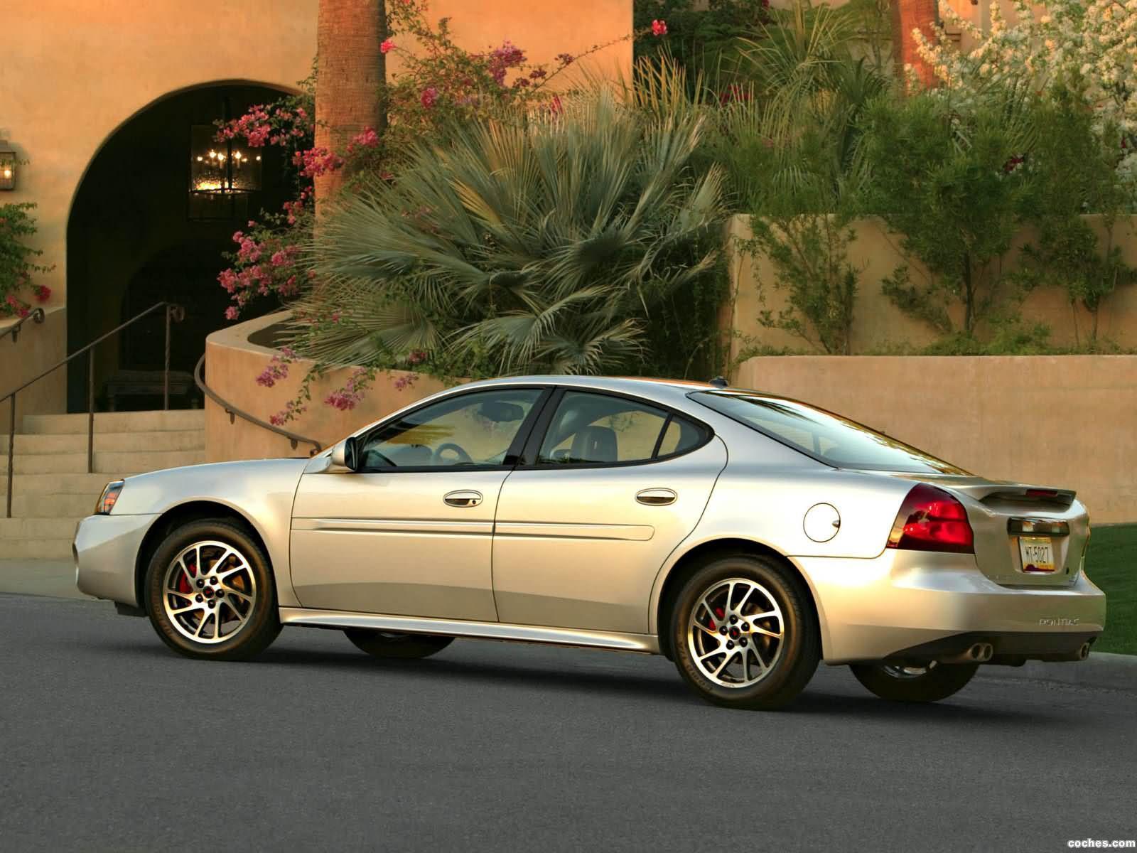 Foto 10 de Pontiac Grand Prix GTP 2004