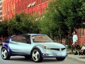 Ver foto 5 de Pontiac Piranha Concept 2000