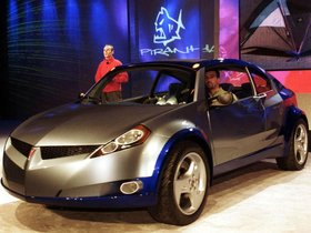 Ver foto 2 de Pontiac Piranha Concept 2000