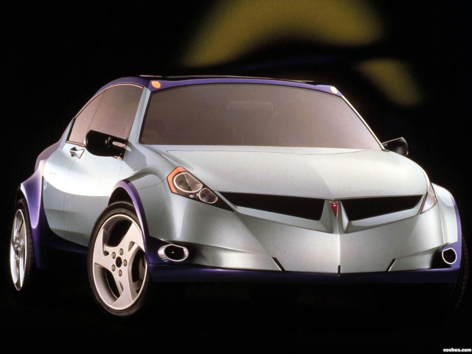 Foto 0 de Pontiac Piranha Concept 2000