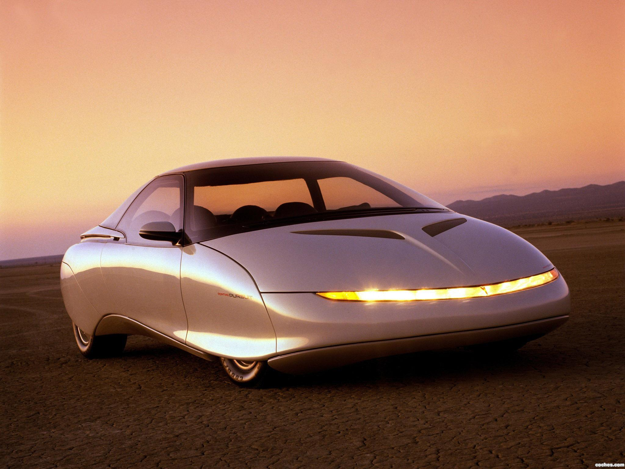 Foto 0 de Pontiac Pursuit Concept 1987