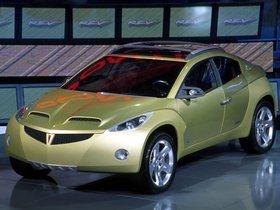 Ver foto 4 de Pontiac REV Concept 2002