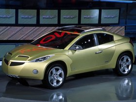 Ver foto 2 de Pontiac REV Concept 2002