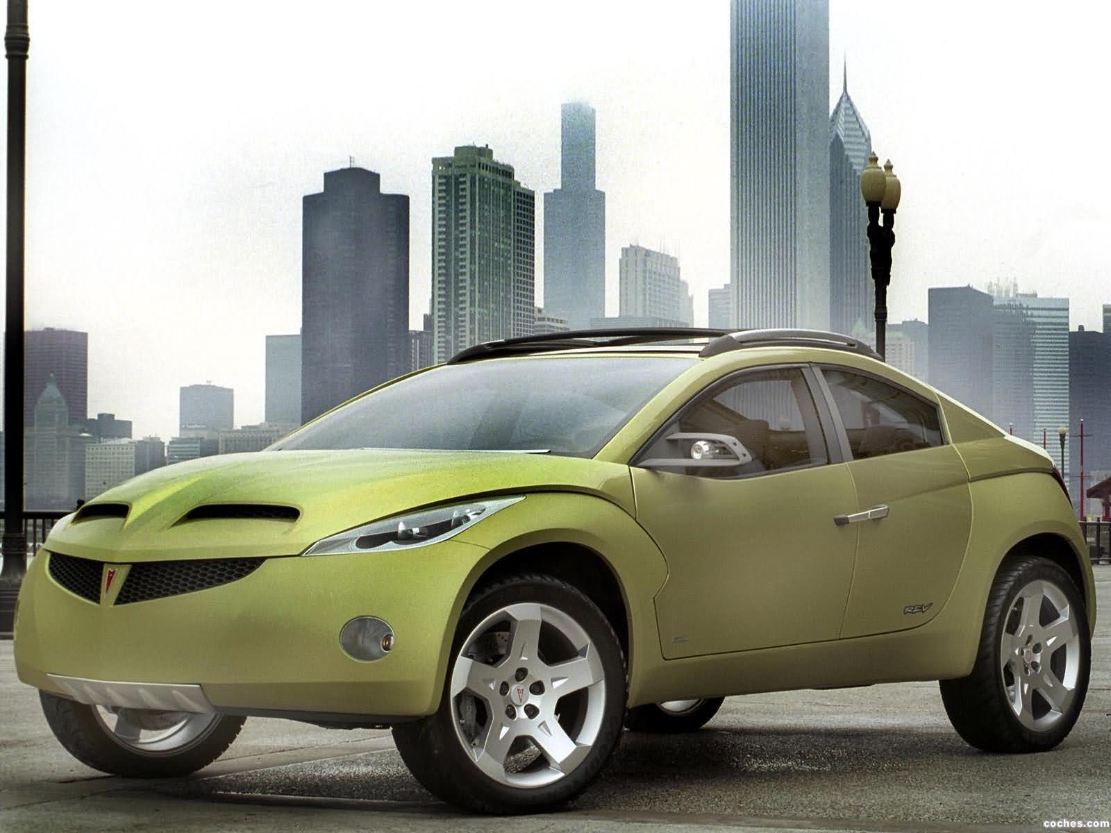 Foto 0 de Pontiac REV Concept 2002