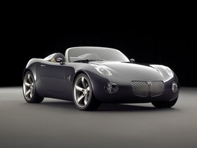 Ver foto 4 de Pontiac Solstice Concept 2002