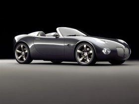 Ver foto 3 de Pontiac Solstice Concept 2002