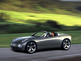 Ver foto 13 de Pontiac Solstice Concept 2002