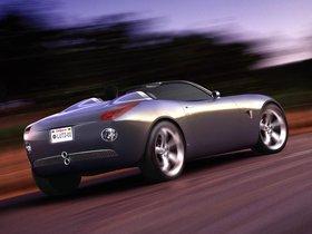 Ver foto 10 de Pontiac Solstice Concept 2002