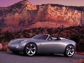 Ver foto 9 de Pontiac Solstice Concept 2002