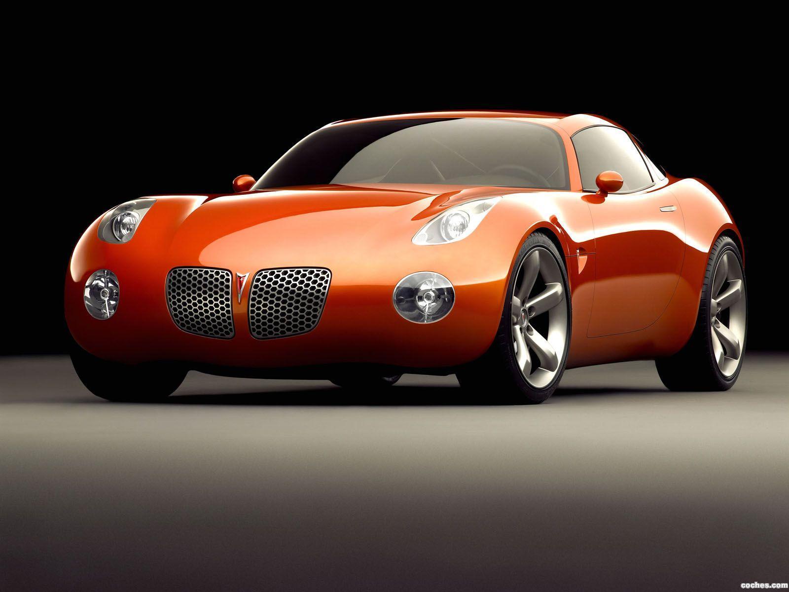 Foto 0 de Pontiac Solstice Concept 2002