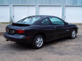 Ver foto 3 de Pontiac Sunfire Coupe 1995