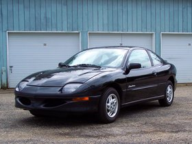 Ver foto 2 de Pontiac Sunfire Coupe 1995