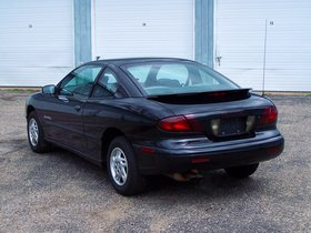 Ver foto 9 de Pontiac Sunfire Coupe 1995